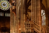 cathedrale-strasbourg-nef-chaire-orgue-rosace